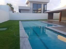 Lindíssima casa para venda 4 suítes em Buscaville - Camaçari - BA