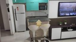 55m² Área Privativa 1 vaga na garagem Valor Condomínio: R$ 234,00 Area comum do condomínio