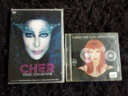 Lote Cher CD+DVD