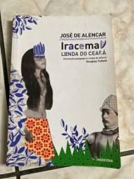 Livro Iracema lenda do Ceará