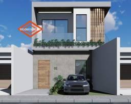 Casa no Dom Pedro / Jacira Reis - venha conferir as em fase de finalização - 3qrts