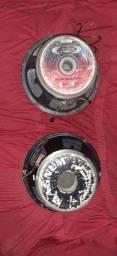 Vendo alto-falantes de 10polegadas de 350rms 350 o par