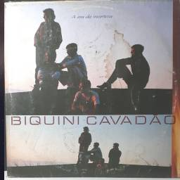 Vinil Biquini Cavadão (baixei pra vender logo)