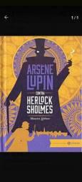 Livro Arsene lupin