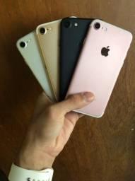 iPhone 7 128gb vitrine somos loja