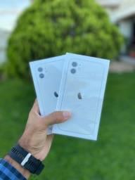 iPhone 11 64gb Branco (Lacrado) com NF - Promoção!