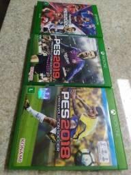 PES 18, 19 e 20 Xbox One