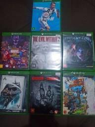 Showtek Games Jogos Xbox One Originais. Apenas venda!