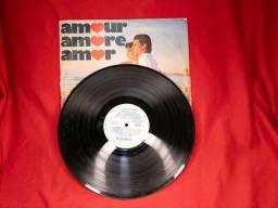 Amour Amore Amor, Disco de Vinil - LP