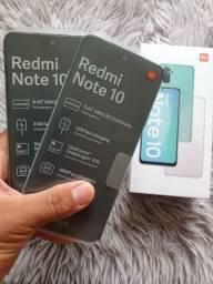 Chegou!!! Xiaomi redmi note 10 128gigas!!