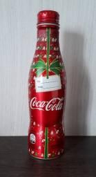 Garrafa Coca Cola - alumínio (Natal 2014)