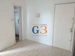 Apartamento com 1 dormitório para alugar, 30 m² por R$ 450,00/mês - Cidade Nova - Rio Gran
