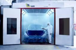 Vaga preparador pintura automotiva
