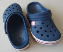 [Baixou] Crocs Infantil - Tam 25
