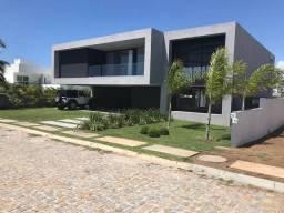 Belíssima Casa moderna  com 4 suítes no condomínio Busca Vida em Camaçari BA.