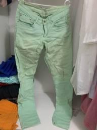 Calça Verde - Aleatory
