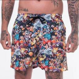 Shorts masculino moda praia