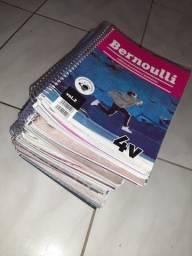 Apostilas Bernoulli, edição 2019