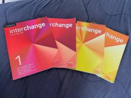 Interchange 1 e 2, workbook and student's book