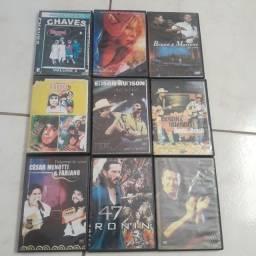 DVDs Adultos/Infantis