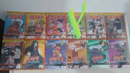 DVDS ORIGINAIS O NARUTO