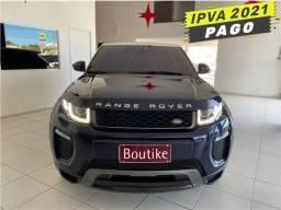 Land Rover Range Rover Evoque - 2016 2.0 HSE Dynamic 4WD 16v Gasolina 4p AT - IPVA ok