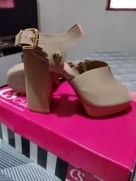 Sandália da Carmen Steffens  N°36