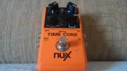 Pedal de delay Nux TIme Core
