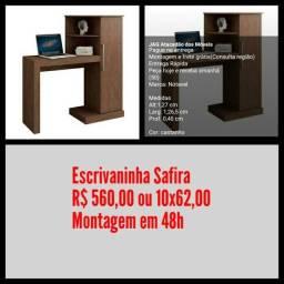 Escrivaninha Safira / Montagem em 48h