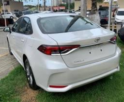 Corolla 2021 modelo 2022