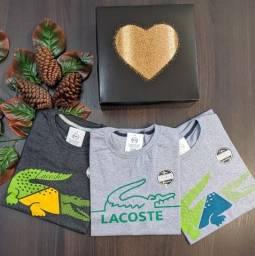 3 Camisetas por R$79,90 ( Super Oferta ) - Promoção Para a Semana dos pais!
