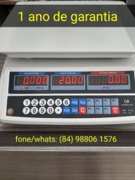 Lojão das balança de 40kg garantia de 1 ano