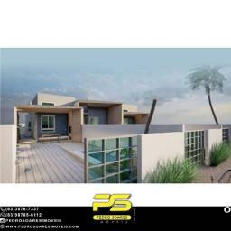 Casa com 2 dormitórios à venda, 72 m² por R$ 185.000 - Carapibus - Conde/PB
