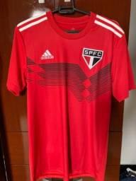 Camisa oficial adidas São Paulo fc