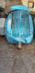 Motor WEG 75Cv 3500rpm Trifásico