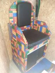 Cadeira de engraxate