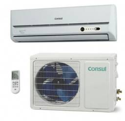 Ar Condicionado Split Consul Bem Estar 12000 BTU Q/F 220V - excelente estado