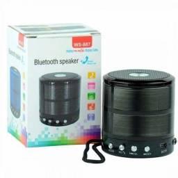 caixinha de som Bluetooth mini