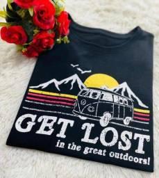 T-shirts  entrega grátis  em cnp
