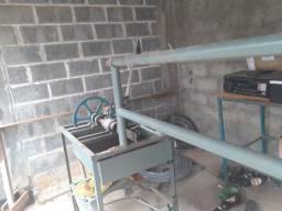 Oportunidade Maquina de Fabricar Tela de Alambrado