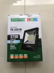 Refletor led 50 taschibra novo