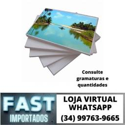Papel Fotográfico para Convites Personalizados Lembrancinhas * Entregamos