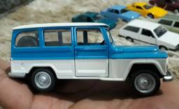 Miniatura Rural Willys