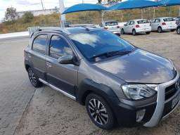 Etios cross 2017 aut. troco menor valor - 2017