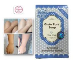 Sabonete clareamento da pele