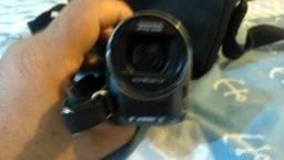 Câmera filmadora Panasonic HD