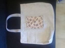Bolsa Ecobag em tecido
