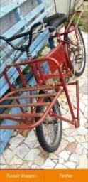 Bike cargueira pronta pra uso