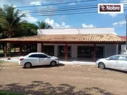 Sala para alugar, 76 m² por r$ 2.220,00/mês - plano diretor norte - palmas/to