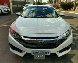 Honda Civic 2.0 EXL CVT Automático 17/17 - 2017